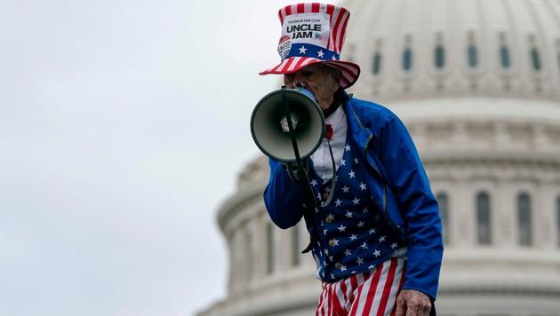 (Bild: APA/AFP/ALEX EDELMAN)