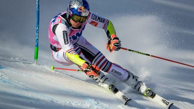 Alexis Pinturault (Bild: APA/AFP/Fabrice COFFRINI)