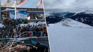 Links der Kreischberg in der Steiermark, rechts das Skigebiet Serfaus-Fiss-Ladis in Tirol, das das Angebot nun einschränkt (Bild: zVg, Sepp Pail, Krone KREATIV)