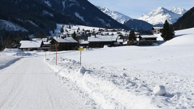 In St. Jakob/Defereggen wurden am Montag in der Früh eisige minus 24,2 Grad Celsius gemessen. (Bild: stock.adobe.com)