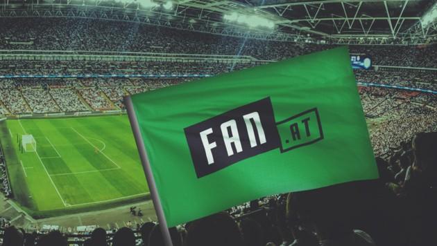 Mit fan.at können Amateurvereine mit wenig Aufwand einen professionellen Auftritt erhalten (Bild: SFA)