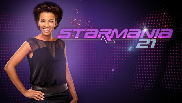 "Arabella Kiesbauer moderiert ""Starmania 21"" (Bild: ORF)"