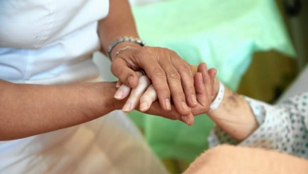 Pflegeberufe sind für unsere Gesellschaft wichtiger denn je. (Bild: Tomschi Peter)