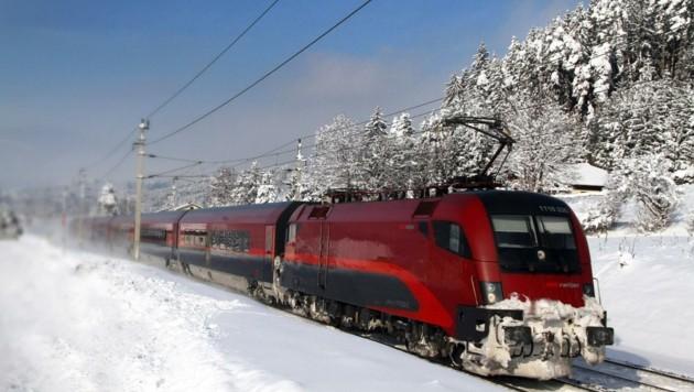 VOR: Mehr als eine Milliarde Fahrgäste werden pro Jahr in den Öffis der Ostregion gezählt. (Bild: ÖBB/Christoph Posch)