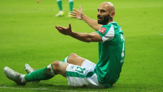 Werder Bremens Ömer Toprak dürfte von den Kritikern eher nicht mitgemeint gewesen sein ... (Bild: AFP)