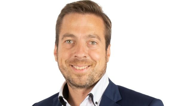 Klaus Otzelberger, Spitzenkandidat der St. Pöltner FPÖ (Bild: FPÖ St. Pölten)