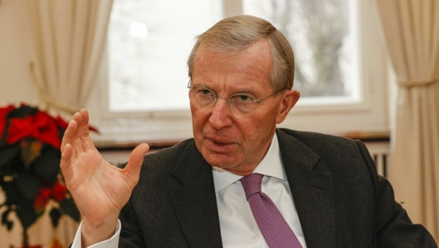 Wilfried Haslauer (Bild: Tschepp Markus)