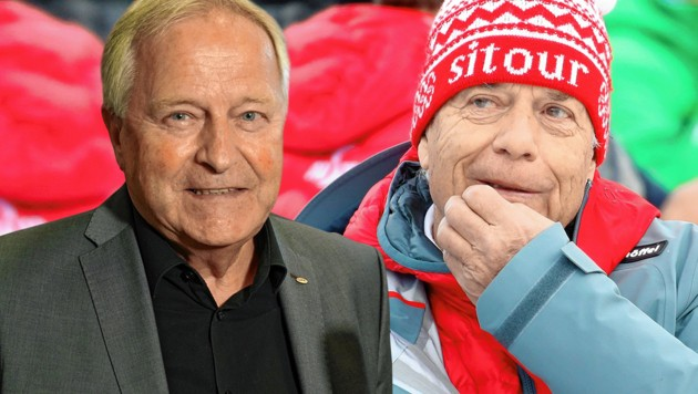 (Bild: Sepp Pail, Andreas Tröster, Kronen Zeitung, Krone KREATIV)