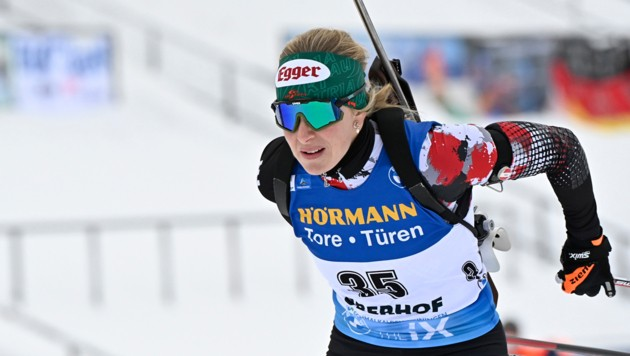 Lisa Hauser (Bild: AFP)