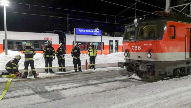 (Bild: Feuerwehr Spittal an der Drau)