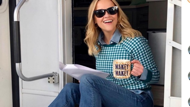 Reese Witherspoon (Bild: instagram.com/reesewitherspoon)
