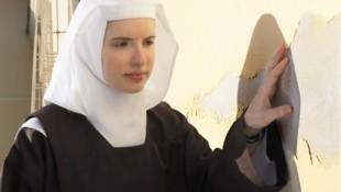 Getreulich hüten die Schwestern die Mayerling-Gedenkstätte. (Bild: Gabriele Moser)