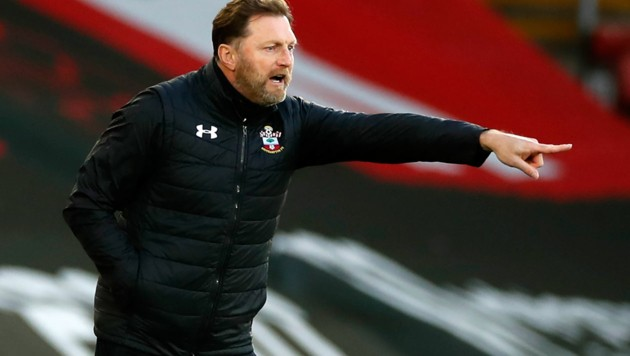 Ralph Hasenhüttl (Bild: APA/AFP/POOL/PAUL CHILDS)