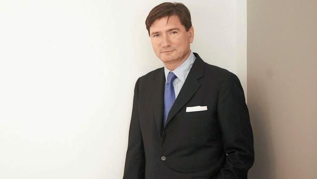 Anwalt Wolfgang Schwartz (Bild: zVg)