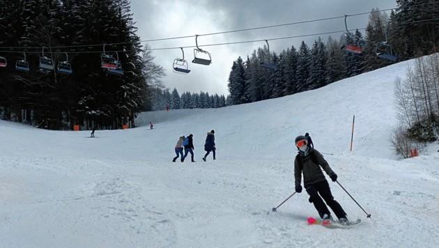 Skifahrer konnten am Semmering durchatmen. (Bild: Josef Poyer)