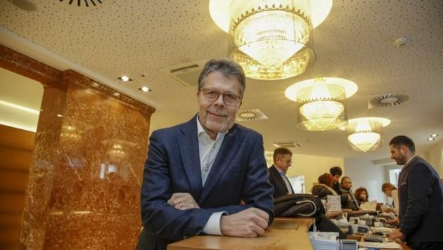 Walter Veit aus Obertauern (Bild: Tschepp Markus)