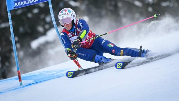 Marta Bassino (Bild: APA/AFP/Jure Makovec)