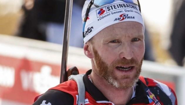 Simon Eder glänzte im Massenstart von Oberhof mit Rang fünf. (Bild: GEPA pictures/ Jasmin Walter)