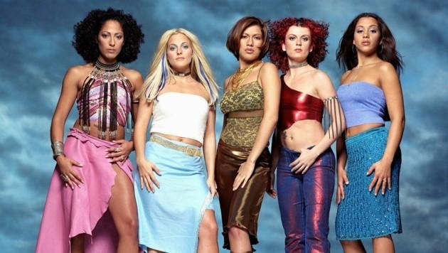 Die No Angels Jessica, Sandy, Vanessa, Lucy und Nadja (Bild: Fotoreport RTL II / dpa Picture Alliance / picturedesk.com)
