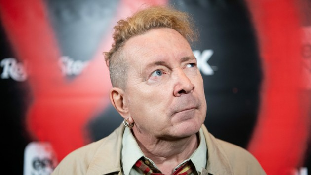 John Lydon Johnny Rotten (Bild: APA/Emma McIntyre/Getty Images/AFP)