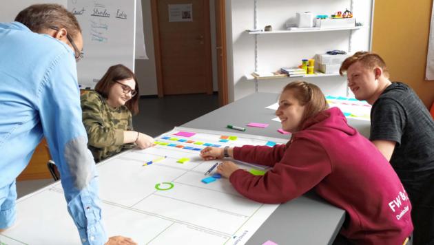 Die ersten drei Gewinner werden von den Experten der Firma Innos bei der Umsetzung ihrer Ideen begleitet und beraten. (Bild: Innos GmbH)