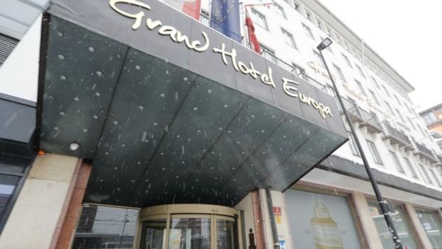 Das Hotel blickt auf eine 150-jährige Geschichte zurück. (Bild: Birbaumer Christof)