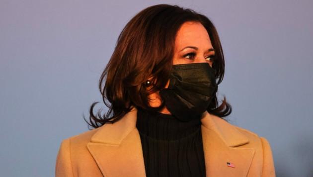 Kamala Harris (Bild: APA/Michael M. Santiago/Getty Images/AFP)