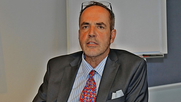 Leopold Schilcher (Bild: Marion Hörmandinger)