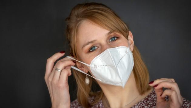 Maske ist längst Symbol der Pandemie (Bild: stock.adobe.com)