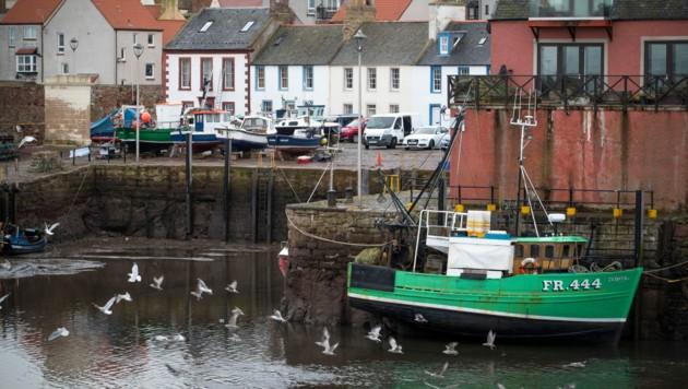 Besonders schottische Fischer sind von den wirtschaftlichen Hürden durch den Brexit betroffen. (Bild: ASSOCIATED PRESS)