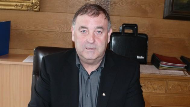 BM Herbert Kröll in der Kritik der Mandatare (Bild: Hubert Daum)
