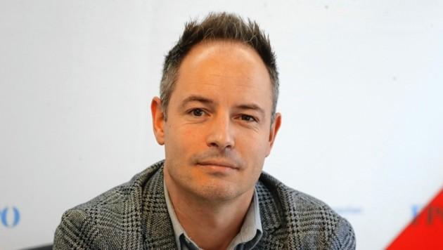 Markus Lassenberger von der FPÖ (Bild: Christof Birbaumer / Kronenzeitung)