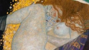 Danaë, ein Ölgemälde von Gustav Klimt (Bild: Gustav Klimt, Kronen Zeitung)