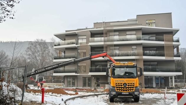 Laut Exploreal-Studie werden heuer in Oberösterreich 5500 Wohnungen gebaut. (Bild: Harald Dostal)