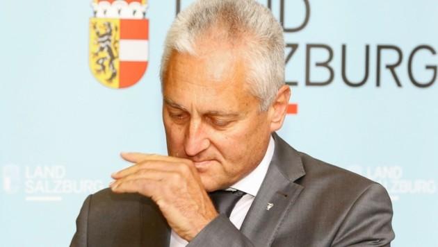 Bad Gasteiner Bürgermeister Gerhard Steinbauer (Bild: Gerhard Schiel)
