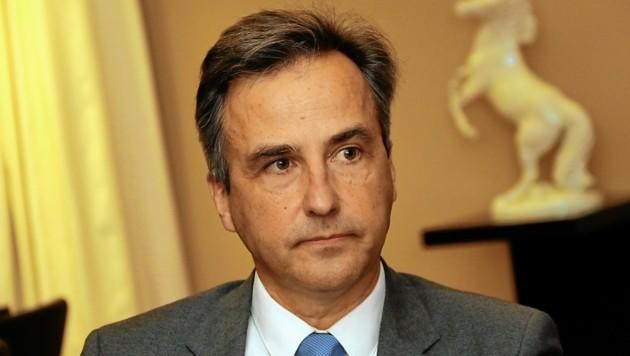 Bürgermeister Siegfried Nagl (ÖVP) (Bild: Christian Jauschowetz)