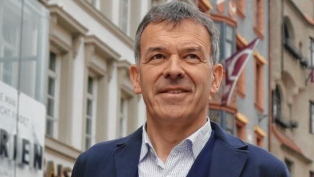 Bürgermeister Georg Willi (Bild: Christof Birbaumer / Kronenzeitung)
