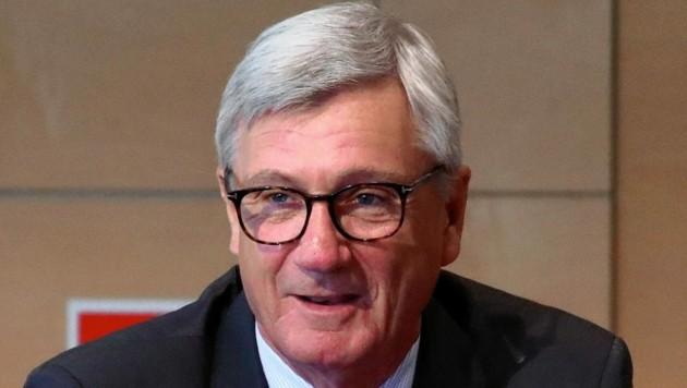 Bürgermeister Harald Preuner lehnte eine Umbenennung der Straßen ab. (Bild: ANDREAS TROESTER)