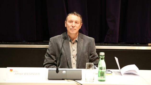 Amtsleiter Wiesinger (Bild: Grammer Karl)