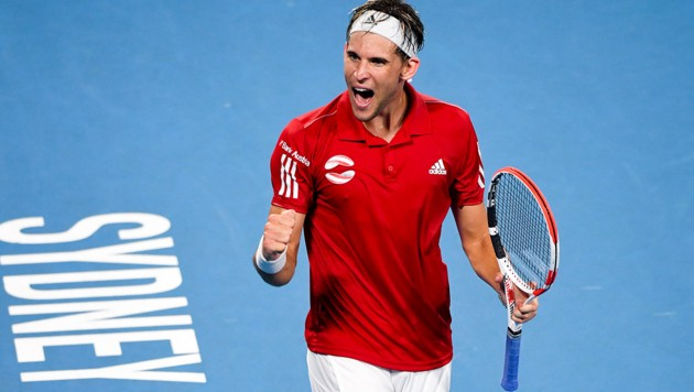 Dominic Thiem (Bild: AFP )