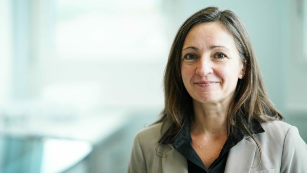 Sonja Kierstein von Genspeed Biotech. (Bild: Markus Wenzel)