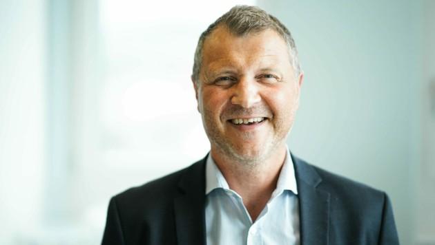 Max Sonnleitner von Genspeed Biotech. (Bild: Markus Wenzel)