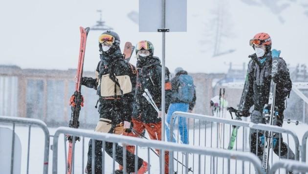 Dieser Tage wurden in Salzburg gleich drei Skischullehrerkurse abgehalten. Damit ist vorerst nun Schluss. (Bild: EXPA/ JFK)