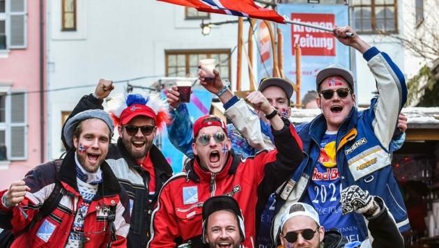 Feiernde Fans in der Kitzbüheler Innenstadt gibt es in diesem Jahr nicht. (Bild: Wenzel Markus)