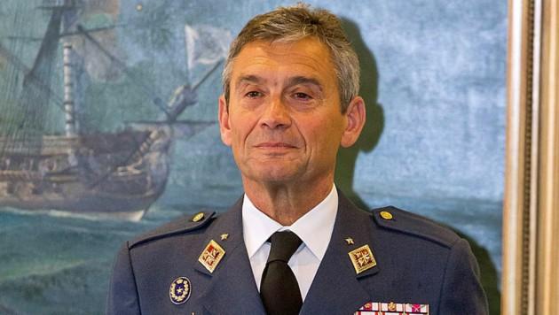 Miguel Ángel Villarroya ist seit 2020 Generalstabschef der spanischen Streitkräfte. (Bild: Wikipedia)