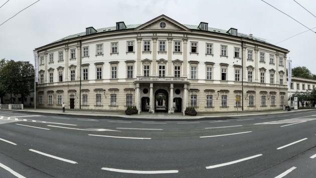 Einzelne Mitarbeiter der Stadt Salzburg wurden schon geimpft. (Bild: Tröster Andreas)