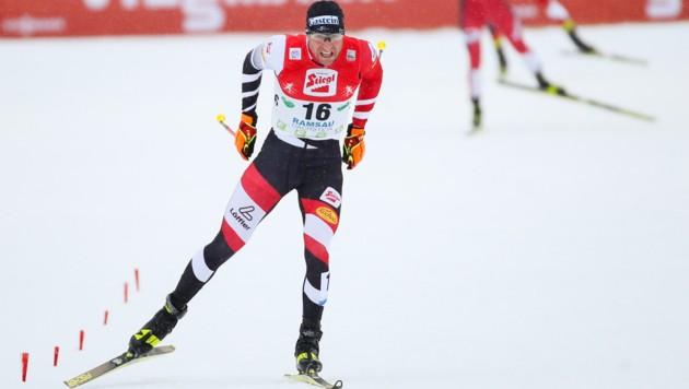 Bernhard Gruber (Bild: GEPA )