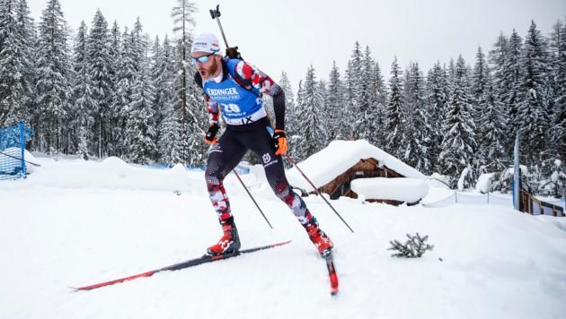 Simon Eder wurde in Antholz bester Österreicher. (Bild: GEPA pictures/ Jasmin Walter)