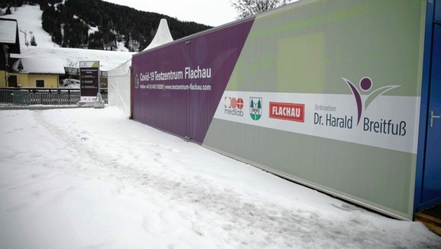 Am Sonntag wird in Flachau getestet. (Bild: Pressefoto Scharinger © Daniel Scharinger)