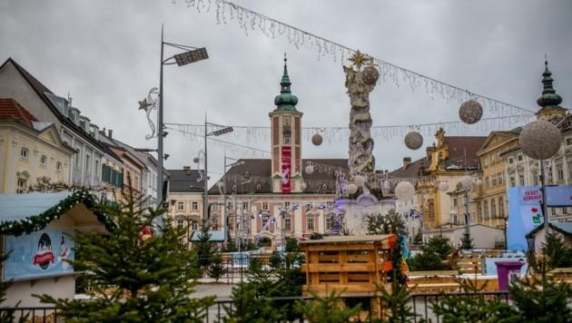 Das Rennen um die Macht im Rathaus in St. Pölten ist gelaufen. (Bild: Imre Antal)